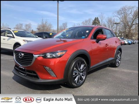 Pre-Owned 2018 Mazda CX-3 Touring AWD 4D Sport Utility