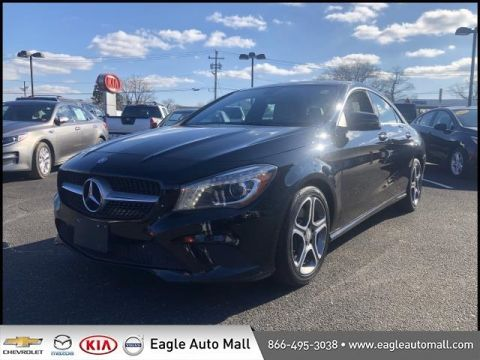Pre-Owned 2014 Mercedes-Benz CLA CLA 250 4MATIC® Coupe